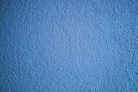 blue cement wall  photo