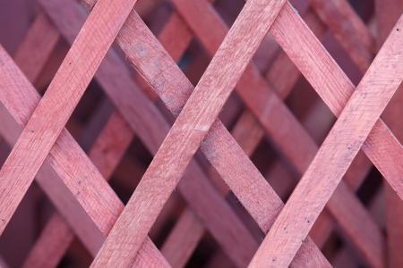 lath: oak lath background  Stock Photo