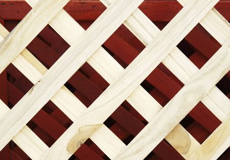 wooden weave pattern photo