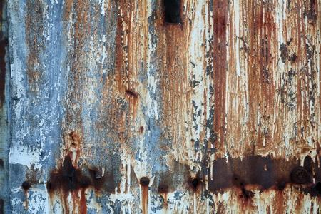 zinc: rusty zinc background