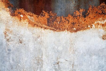 sheet metal: rusty metal sheet background  Stock Photo