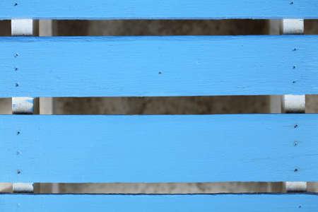 blue wooden background photo