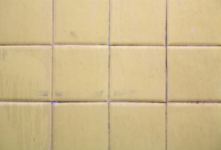 grunge toilet tile wall  Stock Photo - 22305483