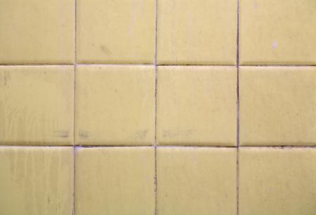 grunge toilet tile wall  Standard-Bild