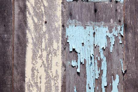weathered: weathered peeling panel