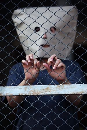 jail: unknown prisoner in jail