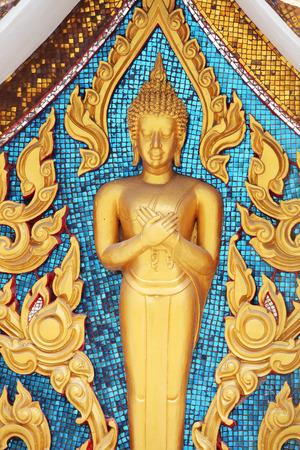 image style: buddha image with thai style texture