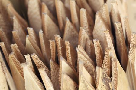 sharpen: sharpen pile bamboo texture