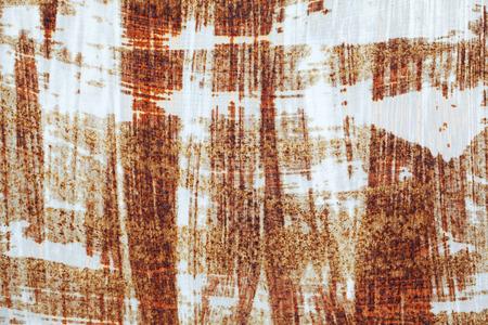 zinc: grunge rusty zinc texture