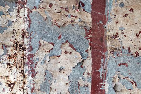 zinc: grunge zinc wall