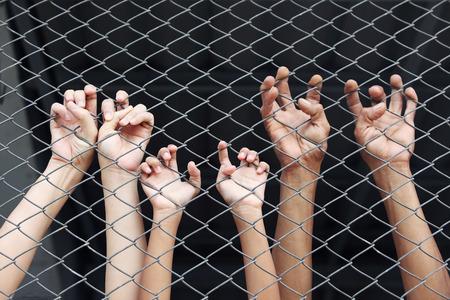 jail: family in jail