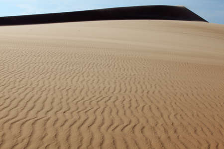 dune: sand dune in muine,vietnam