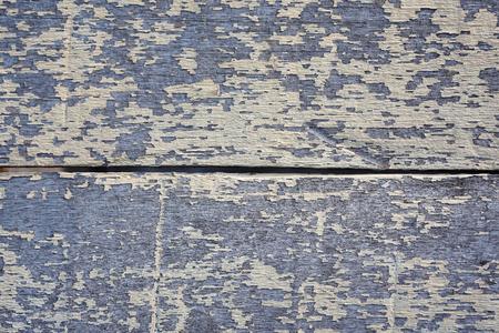 weathered: peeling weathered wooden panel