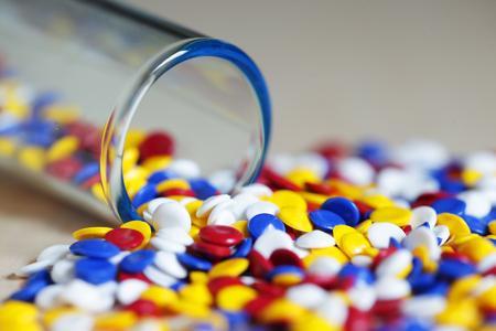 industry plastic pellete polymer granules
