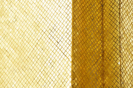 grunge golden tile texture background