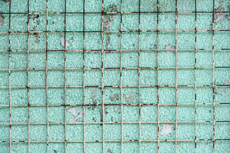 abstract of grunge grid texture background. Stock Photo