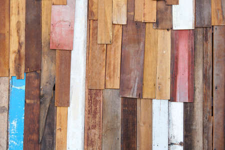close up of grunge rustic weathered colored wooden panel background