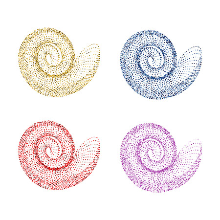 Nautilus vector illustration Illustration