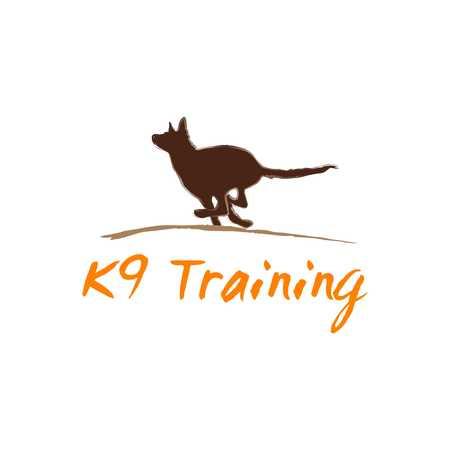 K9 vector illustration