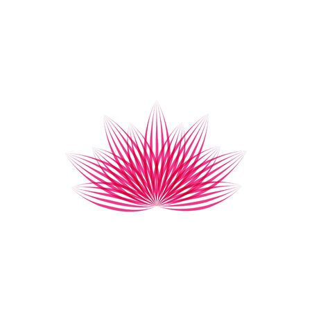 A flower vector illustration