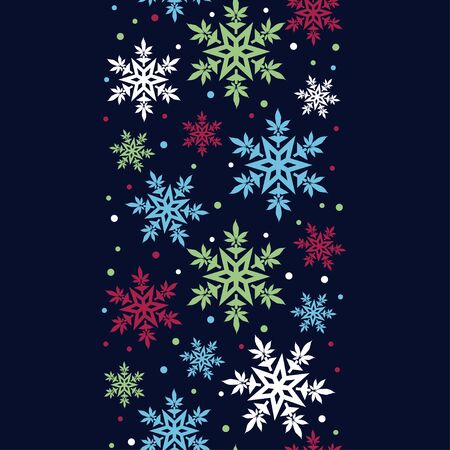 Cannabis leaf border seamless vector pattern background  イラスト・ベクター素材
