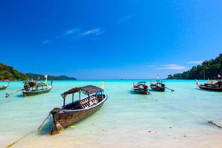 surin: Mu Koh Surin National Park, Phang-nga, Thailand