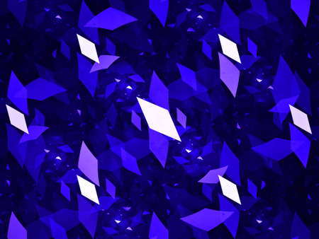 parallelogram: Artistic parallelograms fractal shapes, computer generated abstract background