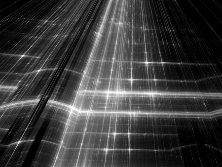 intensity: New futuristic circuit technology, computer generated abstract intensity map, screen or overlay