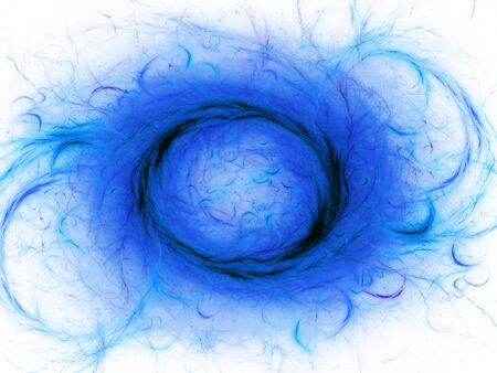 business matter: Negative energy fractal, computer generated abstract background