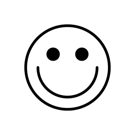 emoticon - emoji icon vector design template Vectores