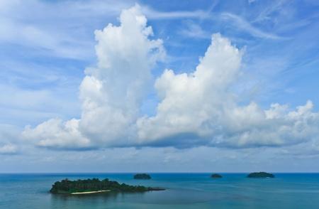 chang: chang island ( koh chang) Stock Photo