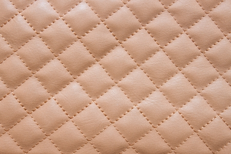 Brown leather background,Brown leather  texture. photo