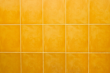 co lour: seamless orange  tile background Stock Photo
