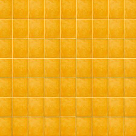 co lour: seamless orange tile background