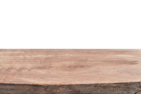 ligneous: Empty wooden table Stock Photo