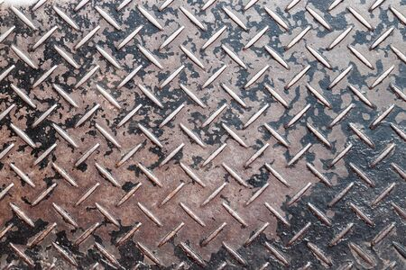 diamond background: metal diamond plate background