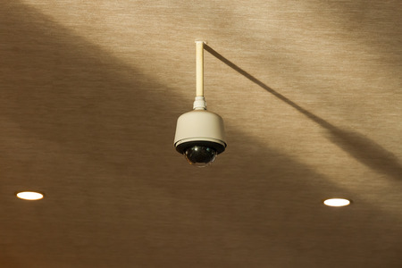 private viewing: cctv camera or Security Camera  hang on the ceiling