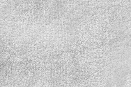 White towel texture for background