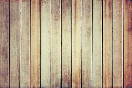 wooden wall background in vintage style