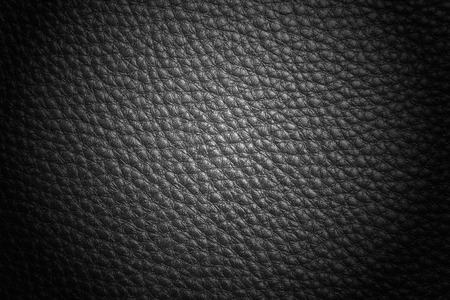 clothes: black leather texture fot background