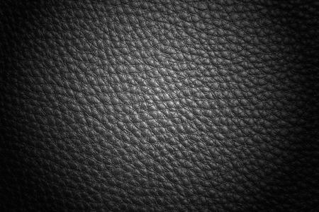 moda ropa: cuero negro textura de fondo fot