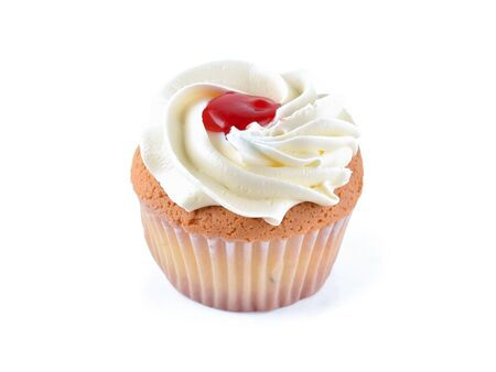 cupcakes isolated on white background Stock fotó