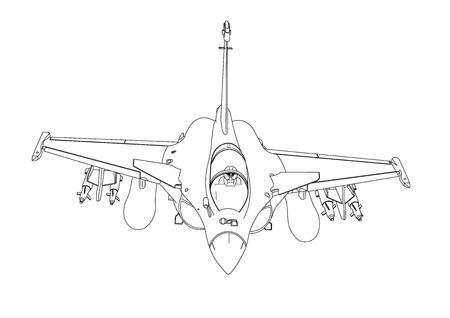 interceptor: Fighter plane