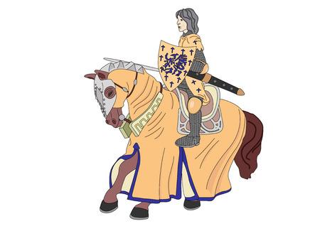 siluetas: Knight 3