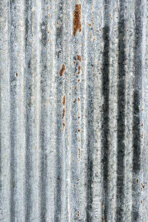 corrugated steel: zinc sheets
