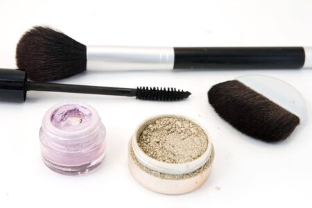 cosmetics isolated Stock Photo - 3283847