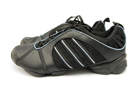 sport shoes isolated photo
