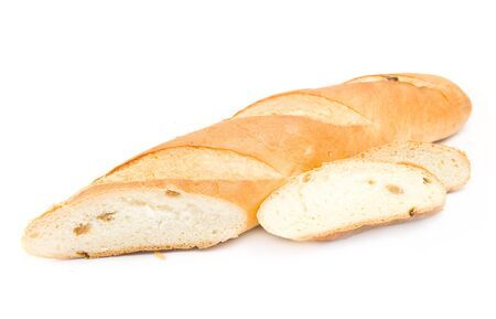 bread isolated photo