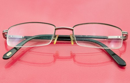 glasses with reflection Stock Photo - 4448705