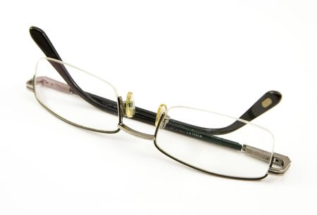 glasses isolated Stock Photo - 4448595